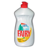 Средство для мытья посуды FAIRY (Фейри), 500 мл, «Лимон» (Россия)