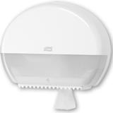 Диспенсер для туалетной бумаги TORK (T2) Elevation mini, белый, бумага 124543, -545, -546, 126502, 555000