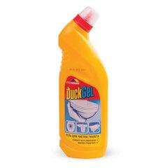 Средство для уборки туалета 750 мл, DUCK GEL (Дак гель) «Лимон», утенок