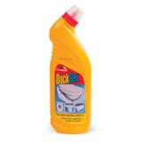 Средство для уборки туалета DUCK GEL (Дак гель), 750 мл, «Лимон», утенок