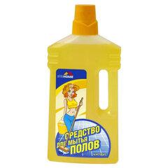 Средство для мытья пола 1 л, БЛЕСК «Цитрус»