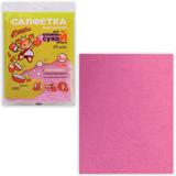 Салфетки хозяйственные, комплект 3 шт., для сухой и влажной уборки «Золушка Блеск», (30×38 см)