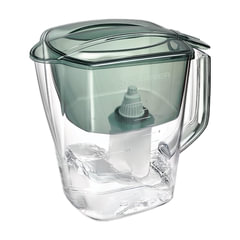 Кувшин-фильтр для очистки воды «Барьер-Гранд», 4 л, со сменной кассетой, малахит
