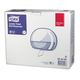 Диспенсер для туалетной бумаги TORK (Система T1) Elevation, белый, бумага 124548, 554000