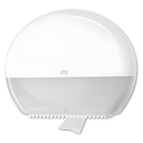 Диспенсер для туалетной бумаги TORK (Система T1) Elevation, белый, 554000