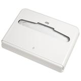 Диспенсер для покрытий на унитаз TORK (Система V1), белый, покрытия 122268, 344080