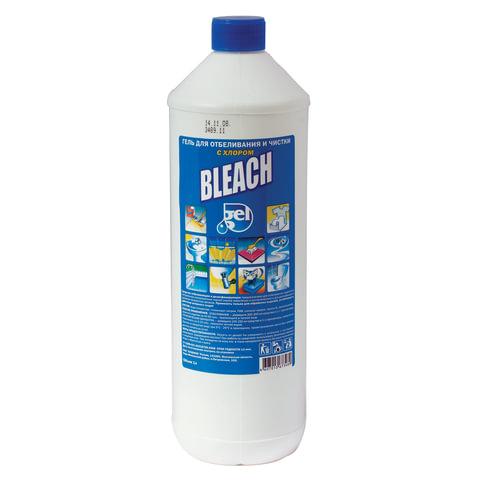 Средство для отбеливания и чистки тканей 1000 мл, Белизна, BLEACH (Блич) гель