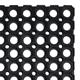 Коврик входной резиновый грязезащитный, 1000×1500×22 мм, Индия
