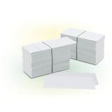 Накладки для упаковки корешков банкнот, комплект 2000 шт., средние, без номинала