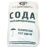 Сода кальцинированная, 25 кг