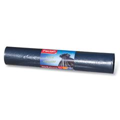 Мешки для мусора 240 л, черные, в рулоне 20 шт., ПНД, 35 мкм, 140×90 см, PACLAN «Big&Strong»