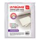Тряпка для мытья пола ЛАЙМА премиум, 60×75 см, 50% вискоза, 40% хлопок, 10% полиэстер, плотность 200 г/<wbr/>м<sup>2</sup>