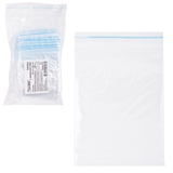 Пакеты с замком «зиплок» (гриппер), комплект 100 шт., 60×80 мм, 32 мкм