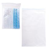 Пакеты с замком «зиплок» (гриппер), комплект 100 шт., 200×300 мм, 35 мкм