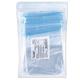Пакеты с замком «зиплок» (гриппер), комплект 100 шт., 80×120 мм, 32 мкм