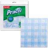 Салфетки универсальные, комплект 5 шт., 35×35 см, PACLAN, для сухой и влажной уборки