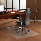 Коврик защитный для твердых напольных покрытий, износостойкий, FLOORTEX, прямоугольный, 90×120 см, толщина 1,7 мм