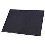 Коврик входной ворсовый влаго-грязезащитный FLOORTEX, 60×80 см, ворс 4,5 мм, основа 2,5 мм, темно-серый