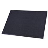 Коврик входной ворсовый влаго-грязезащитный FLOORTEX, 80×120 см, ворс 4,5 мм, основа 2,5 мм, темно-серый