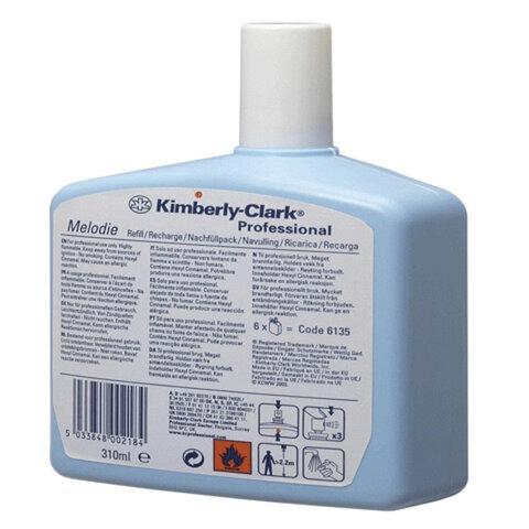 Картридж аэрозольный KIMBERLY-CLARK Melodie, 310 мл, цветочный, диспенсер 601548, АРТ. 6135