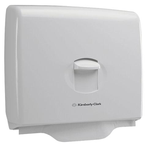 Диспенсер для покрытий на унитаз KIMBERLY-CLARK белый, покрытия 126129, АРТ. 6957