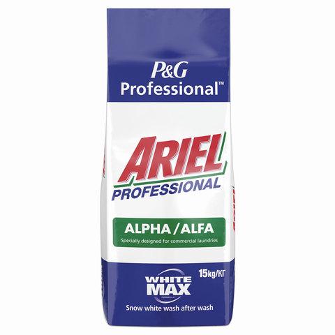 Стиральный порошок-автомат 15 кг, ARIEL (Ариэль) Alpha