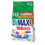 Стиральный порошок-автомат 6 кг, BIMAX (Бимакс) «100 пятен»