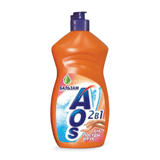Средство для мытья посуды AOS, 500 мл, «Бальзам»