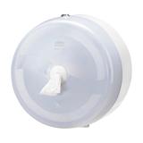 Диспенсер для туалетной бумаги TORK (Система T8) SmartOne, белый, бумага 126503, 472022