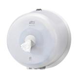 Диспенсер для туалетной бумаги TORK (Система T9) SmartOne, mini, белый, бумага 126504, 472026
