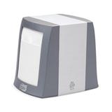 Диспенсер для салфеток TORK (Система N2) Fastfold, настольный, серый, салфетки 126506, 271800
