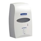 Диспенсер для жидкого мыла-пены KIMBERLY-CLARK сенсорный, белый, 1,2 л, картридж 601681, АРТ. 9214