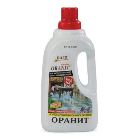 Средство для мытья пола BAGI ОРАНИТ, 1 л