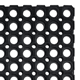 Коврик входной резиновый грязезащитный, 800×1200×16 мм, Индия