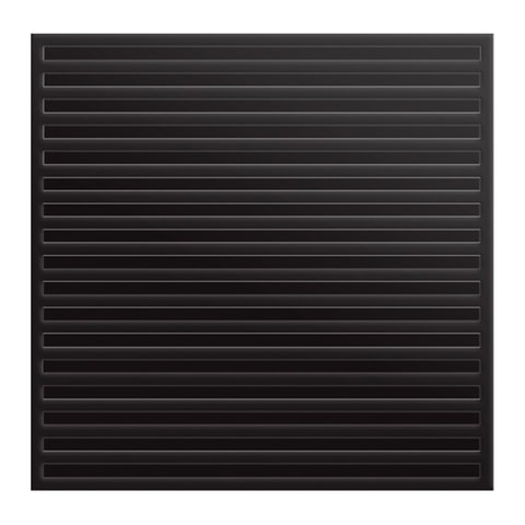 Коврик диэлектрический, размер 75×75 см, толщина 6 мм