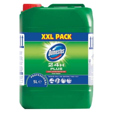 Чистящее средство 5 л, DOMESTOS (Доместос) «Fresh Professional», с отбеливающим и дезинфицирующим эффектом
