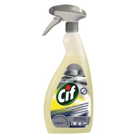 Чистящее средство очиститель и обезжириватель CIF (Сиф) «Professional», 750 мл