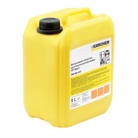 Средство чистящее KARCHER RM 806 ASF, для минимоек, для удаления любых стойких загрязнений, 5 л, 6.295-504.0