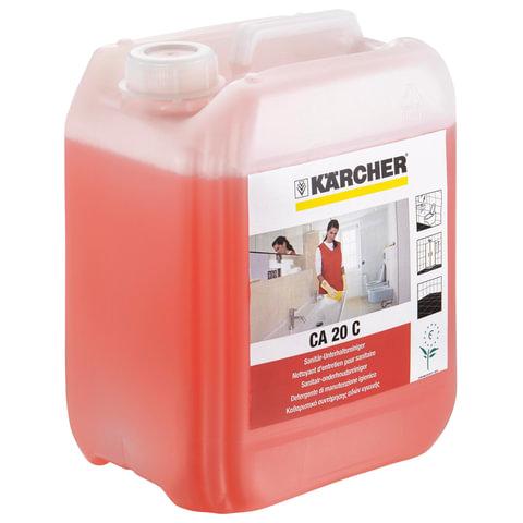 Средство для уборки санитарных помещений 5 л, KARCHER (КЕРХЕР) CA20C, концентрат, 6.295-696/680.0