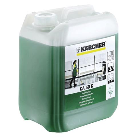 Средство чистящее KARCHER (КЕРХЕР) CA50C, для ручной очистки твердых и мягких полов, 5 л, 6.295-704/<wbr/>684.0