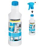 Средство чистящее KARCHER (КЕРХЕР) CA40R, для стекол, 0,5 л, БЕЗ РАСПЫЛИТЕЛЯ, 6.295-710.0
