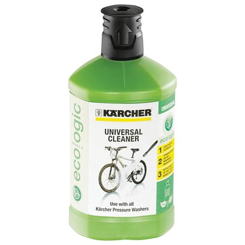 Средство чистящее KARCHER RM 614 для минимоек, для удаления жировых/<wbr/>минеральных загрязнений, 1 л, 6.295-747.0