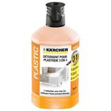 Средство KARCHER (КЕРХЕР) для чистки пластмассы «3 в 1», для минимоек, 1 л, 6.295-758.0