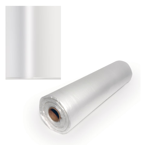 Пакеты фасовочные, комплект 500 шт., ПНД, 30×40, 7 мкм, рулон на втулке