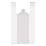 Пакеты «майка», комплект 100 шт., ПНД, 24+12×45 см, 8 мкм