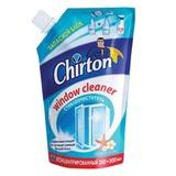 Средство для мытья стекол 250 мл, CHIRTON (Чиртон), «Морская свежесть», мягкая упаковка, концентрированное