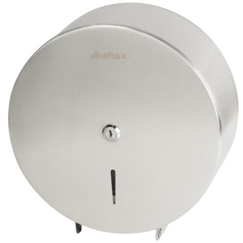 Диспенсер для туалетной бумаги KSITEX, нержавеющая сталь, матовый, бумага 124545, -546, 126092,-093