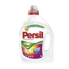 Стиральный порошок жидкий, автомат, 2,19 л, PERSIL (Персил) «Color Gel», концентрат