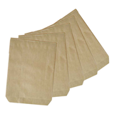 Пакеты для монет, комплект 100 шт., 175×110 мм, бумажные