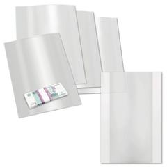 Пакеты для безвакуумной упаковки купюр, комплект 1000 шт., 200×300 мм, 1 слой, 80 мкм